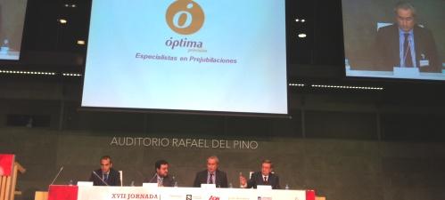 Ponencia en la XVII Jornada de Expectativas de Renovación de los Programas de Seguros de AGERS